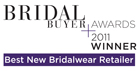 Bridal Buyer Awards Winners 2011